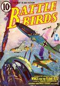 Battle Birds (1940-1944 Fictioneers, Inc.) Pulp 2nd Series Vol. 6 #1