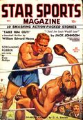 Star Sports Magazine (1936-1938 Western Fiction) Pulp Vol. 1 #1