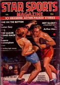 Star Sports Magazine (1936-1938 Western Fiction) Pulp Vol. 1 #3