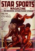 Star Sports Magazine (1936-1938 Western Fiction) Pulp Vol. 1 #4