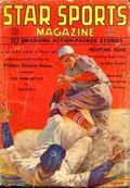 Star Sports Magazine (1936-1938 Western Fiction) Pulp Vol. 1 #6