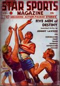 Star Sports Magazine (1936-1938 Western Fiction) Pulp Vol. 2 #2