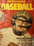 Thrilling Baseball (1949-1951 Standard) Pulp Vol. 1 #1