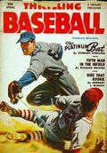 Thrilling Baseball (1949-1951 Standard) Pulp Vol. 1 #2