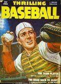 Thrilling Baseball (1949-1951 Standard) Pulp Vol. 1 #3