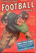 Thrilling Football (1939-1952 Standard) Pulp Vol. 1 #1