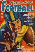 Thrilling Football (1939-1952 Standard) Pulp Vol. 4 #1