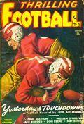 Thrilling Football (1939-1952 Standard) Pulp Vol. 6 #1