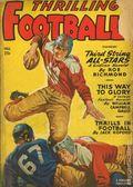 Thrilling Football (1939-1952 Standard) Pulp Vol. 6 #2