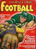 Thrilling Football (1939-1952 Standard) Pulp Vol. 6 #3