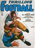 Thrilling Football (1939-1952 Standard) Pulp Vol. 7 #1