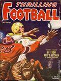 Thrilling Football (1939-1952 Standard) Pulp Vol. 7 #2