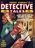 Detective Tales (1935-1953 Popular Publications) Pulp 2nd Series Vol. 29 #2