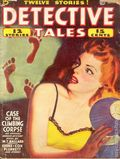 Detective Tales (1935-1953 Popular Publications) Pulp 2nd Series Vol. 31 #2