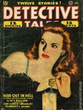 Detective Tales (1935-1953 Popular Publications) Pulp 2nd Series Vol. 32 #1