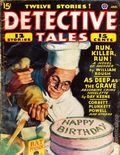 Detective Tales (1935-1953 Popular Publications) Pulp 2nd Series Vol. 32 #2