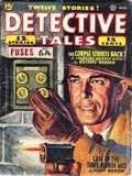 Detective Tales (1935-1953 Popular Publications) Pulp 2nd Series Vol. 32 #4