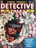 Detective Tales (1935-1953 Popular Publications) Pulp 2nd Series Vol. 33 #1