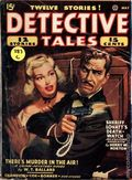 Detective Tales (1935-1953 Popular Publications) Pulp 2nd Series Vol. 33 #2