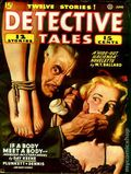Detective Tales (1935-1953 Popular Publications) Pulp 2nd Series Vol. 33 #3