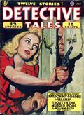 Detective Tales (1935-1953 Popular Publications) Pulp 2nd Series Vol. 33 #4