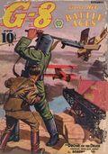G-8 and His Battle Aces (1933-1944 Popular Publications) Pulp Vol. 13 #3