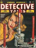 Detective Tales (1935-1953 Popular Publications) Pulp 2nd Series Vol. 34 #1
