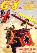G-8 and His Battle Aces (1933-1944 Popular Publications) Pulp Vol. 13 #4