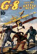 G-8 and His Battle Aces (1933-1944 Popular Publications) Pulp Vol. 14 #1