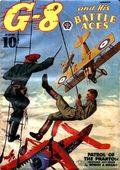 G-8 and His Battle Aces (1933-1944 Popular Publications) Pulp Vol. 14 #2