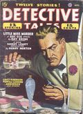 Detective Tales (1935-1953 Popular Publications) Pulp 2nd Series Vol. 34 #4