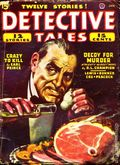 Detective Tales (1935-1953 Popular Publications) Pulp 2nd Series Vol. 35 #2