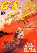 G-8 and His Battle Aces (1933-1944 Popular Publications) Pulp Vol. 14 #4