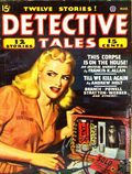 Detective Tales (1935-1953 Popular Publications) Pulp 2nd Series Vol. 35 #4