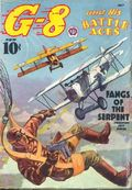 G-8 and His Battle Aces (1933-1944 Popular Publications) Pulp Vol. 15 #2