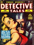 Detective Tales (1935-1953 Popular Publications) Pulp 2nd Series Vol. 36 #2