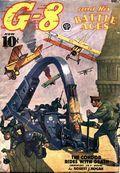 G-8 and His Battle Aces (1933-1944 Popular Publications) Pulp Vol. 16 #1