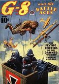 G-8 and His Battle Aces (1933-1944 Popular Publications) Pulp Vol. 16 #2