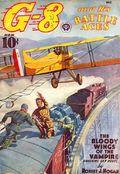 G-8 and His Battle Aces (1933-1944 Popular Publications) Pulp Vol. 16 #3