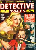 Detective Tales (1935-1953 Popular Publications) Pulp 2nd Series Vol. 37 #3