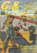 G-8 and His Battle Aces (1933-1944 Popular Publications) Pulp Vol. 16 #4