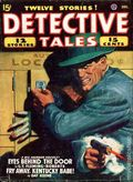 Detective Tales (1935-1953 Popular Publications) Pulp 2nd Series Vol. 38 #1