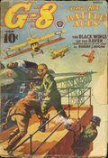 G-8 and His Battle Aces (1933-1944 Popular Publications) Pulp Vol. 17 #2