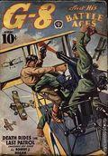 G-8 and His Battle Aces (1933-1944 Popular Publications) Pulp Vol. 17 #3
