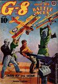 G-8 and His Battle Aces (1933-1944 Popular Publications) Pulp Vol. 17 #4