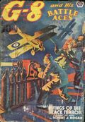 G-8 and His Battle Aces (1933-1944 Popular Publications) Pulp Vol. 18 #2