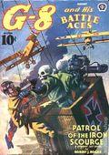 G-8 and His Battle Aces (1933-1944 Popular Publications) Pulp Vol. 18 #3