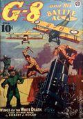 G-8 and His Battle Aces (1933-1944 Popular Publications) Pulp Vol. 18 #4