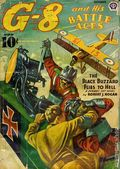 G-8 and His Battle Aces (1933-1944 Popular Publications) Pulp Vol. 19 #1