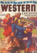 Blue Ribbon Western (1937-1950 Columbia) Pulp Vol. 2 #2